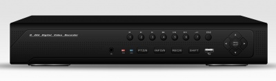 24 channels H.264 real time CCTV DVR HDMI - Remote Access - Motion Detection