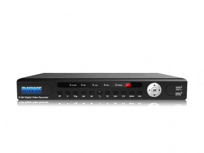 36 Channel NVR Real Time Full HD Recording OnviF P2P IP System