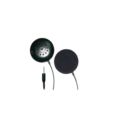 Low Profile Twin Pillow Speakers with 3.5mm Jack Plug