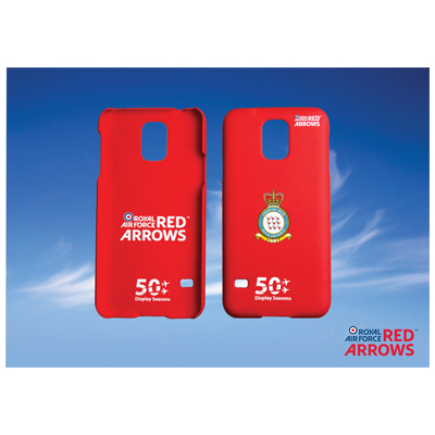 Red Arrows 50th Display Season Smartphone Protection Case