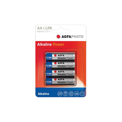AGFA PHOTO Alkaline Batteries