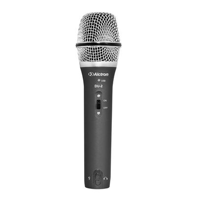 Alctron DU-2 Dynamic Handheld Microphone