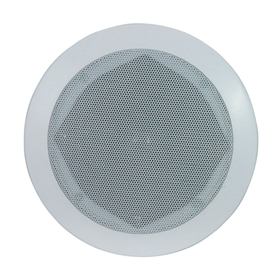 e-audio High Powered Low Profile Ceiling Speakers With Internal Directable Tweeter
