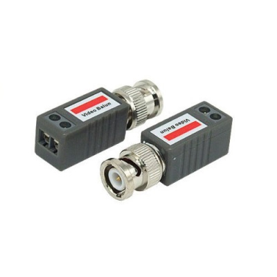 CAT5 CCTV Camera BNC Video Balun Transceiver UTP Cable