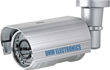 CCTV CCD 550TVL High Resolution Weatherproof (IP66 standard) 50M IR Day & Night Colour Camera