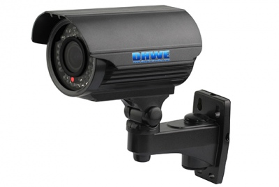 CCTV Weatherproof Camera 1000TVL 2.8-12mm lens DigitalZoom High Res 60 Meter IR