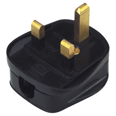 Eagle Standard 3 Pin UK Plug