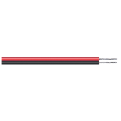 Eagle Red/Black Figure of 8 Speaker Cable