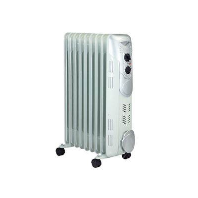 2kW 9 Fin Oil Filled Radiator