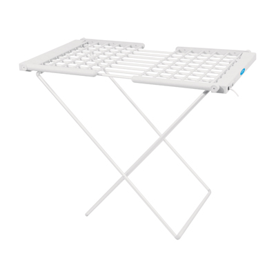 Freestanding Foldable Heated Clothes Drying Rack