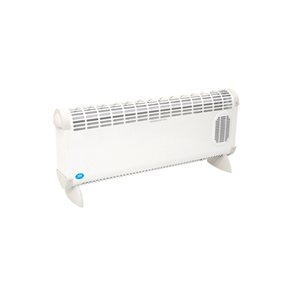 Prem-I-Air 'Bajo' 2.5kW Convector Heater With Turbo Fan