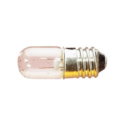 Clear MES Screw Fitting Bulb
