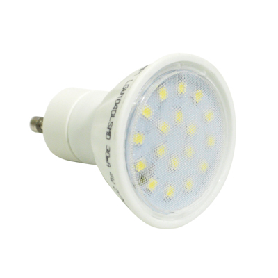 Crompton 240 V 4 W LED 30000 Hour 110 Degree GU10 Lamp