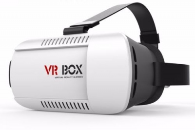 Google Cardboard VR BOX Virtual Reality 3D Glasses Helmet For iPhone Samsung