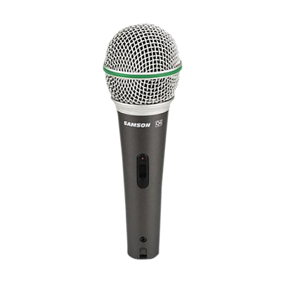 Samson Q6 Switched Dynamic Handheld Microphone