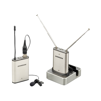 Samson Airline Micro Camera System Wireless Camera Audio System