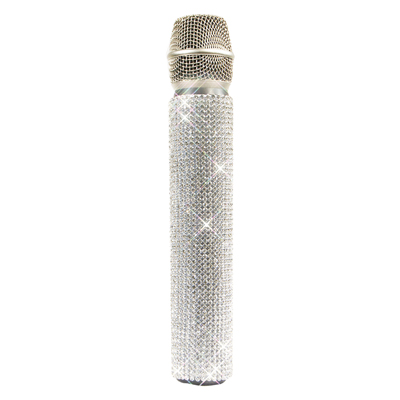 MicFx Wireless Microphone Crystal Slip-on Sleeve