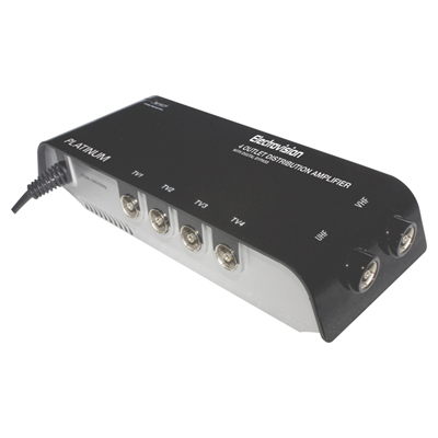 Platinum Digital Aerial Amplifier with Digital Pass