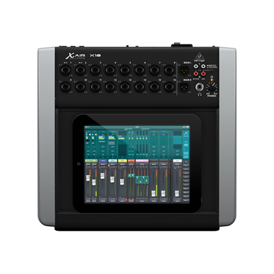Behringer X AIR X18 12-Bus Digital Mixer for iPad/Android Tablets