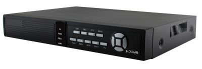 4 Channel AHD 720P Network DVR with P2P Cloud HDMI Mobile view