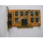 8 Channel CCTV (200 fps) PCI Card