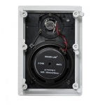 "e-audio In-Wall Speaker With 8"" Driver and Tweeter"