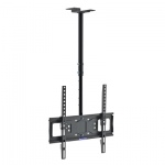 Ceiling Mounted Tilt and Swivel TV Bracket