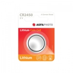 AGFA Lithium Button Cells Blister of 1