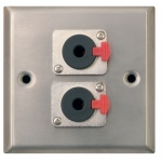 Audio Visual Wall Plates
