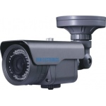 CCTV CCD Camera 550TVL High Resolution Weatherproof (IP66 standard) 45M IR Day & Night Colour with OSD