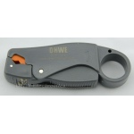 Coaxial Coax Cable Cutter Stripper Tool 3-blades For RG58 RG59 RG62 RG3C