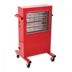3 kW Portable Commercial Halogen Heater