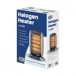 1.6 kW Halogen Heater with Remote Control