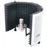 SoundLab Studio Microphone Reflexion Screen G154B