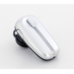 Mini Mono Bluetooth headset - Silver