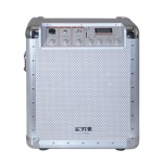 New Jersey Sound Corp 15 W Portable MP3/PA System