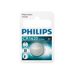 Philips Lithium Button Cell Blister of 1