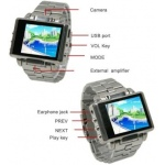 Spy Digital Watch 8GB memory Bracelet