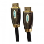 Premium Digital Screened HDMI to HDMI TV and Video Lead Black