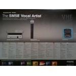 Shure The SM58 Vocal Arist