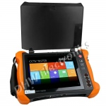 X9-MOVTADHS 8 inch CCTV tester CVBS,AHD,TVI CVI SDI & IP camera full version