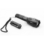 CREE XM-L T6 2000 Lumens High Power Torch Zoomable 5 Modes LED Flashlight